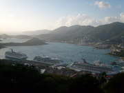 View of Charlotte Amalie, St. Thomas-2