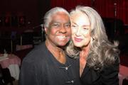 """The kid"" Linda Hopkins and Jody 2008 CPJC Jazz Awards"