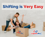Moving Relocation Shifting is Very Easy with Best Packers and Movers Company - LogisticMart