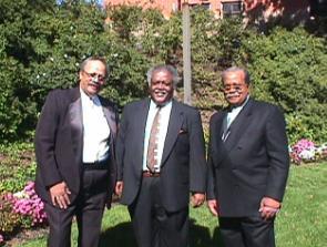 Don Wilson,  Ray Bryant,  Stan Wilson