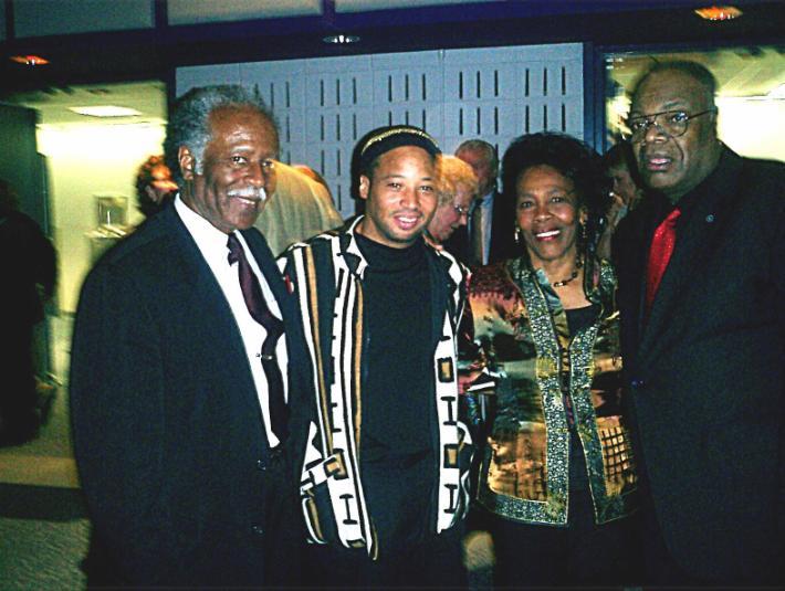 Len Bryant, Winard Harper, Vera Eubanks and Lisle Atkinson