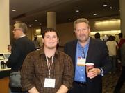 Me and Jeff Hamilton