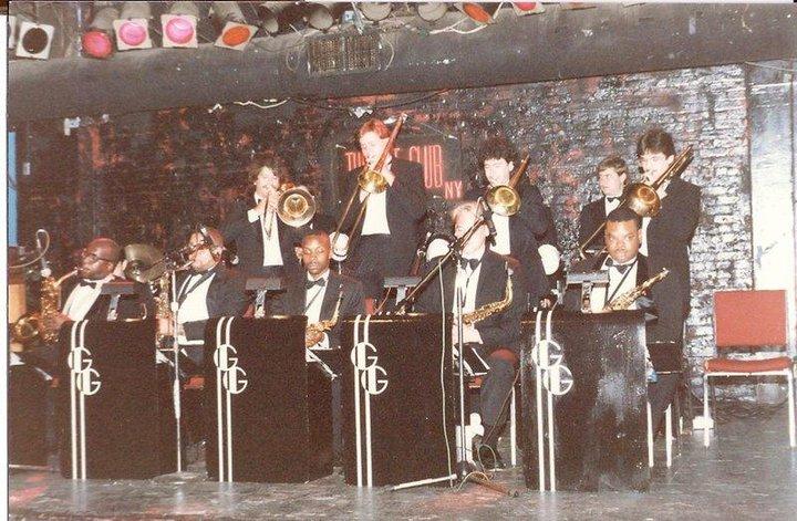 George Gee's original Make-Believe Ballroom Orchestra