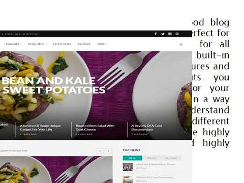 Best Wordpress Themes For Blog and Magazine - Wp Web Themes