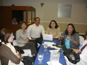 Trabajando en Prevención de Ceguera por Retinopatía de la prematuridad.