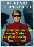 Hello Sherman Station