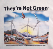 They're Not Green Tee Shirt