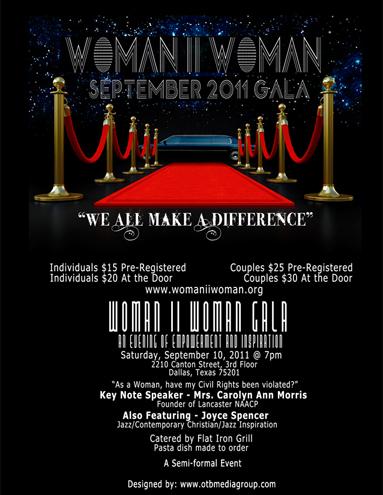 WIIW September 2011 Gala