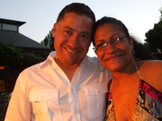 RUDY LOPEZ - M.C. & CANDY WILLIAMS