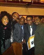 Herbi Hancock @ Donald Byrd Tribute with Chris, Onaje, Michael