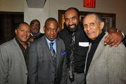 Christopher Dean Sullivan, Onajee Allen Gumbs, Najee Rashid, Larry Ridley @ Donald Byrd Tribute I