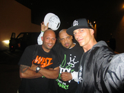 Pro Rider Entertainment Presents RCG & Gangstarock Party In The Parkin Lot Apr. 2012