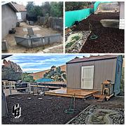 CG Built Reese Piece Backyard Remodel