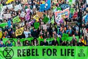 Crouch End Extinction Rebellion Street Party on 24th March!