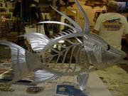 FISH ART.