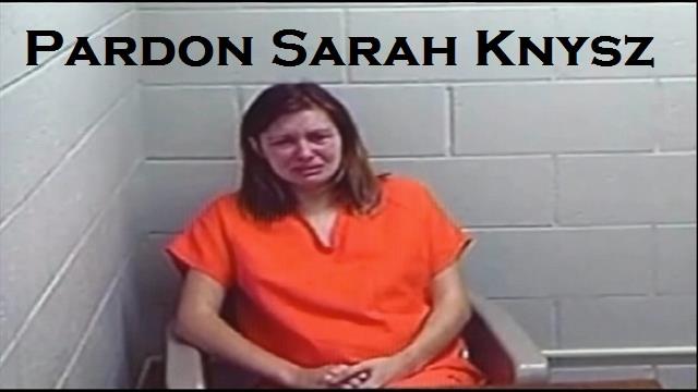 Pardon Sarah Knysz