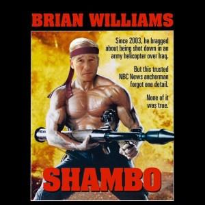 Brian 'Lyin' Williams as Shambo