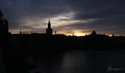 Amanhecer em Praga