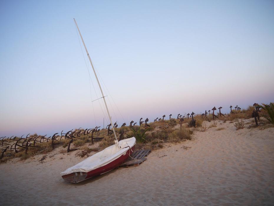 Praia do Barril, Tavira