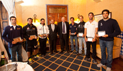 Red Bull Youth America's Cup - S. Francisco - 2013 Portugal - Team Roff Cascais -3º Lugar