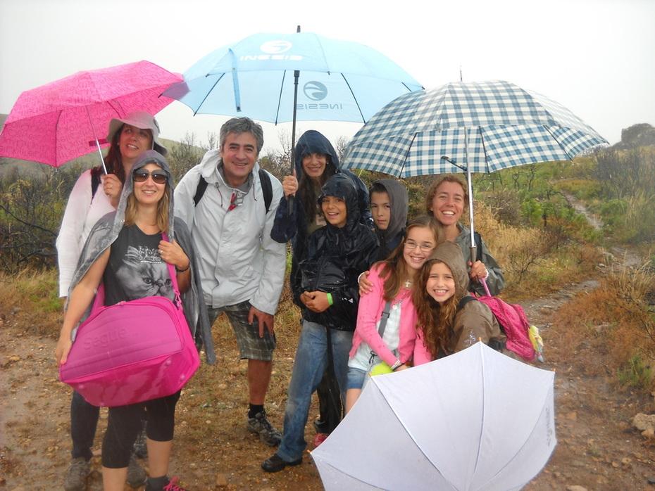 Primeiro Dia de Verão 2014 - Caminhada Biscaia (Cascais)