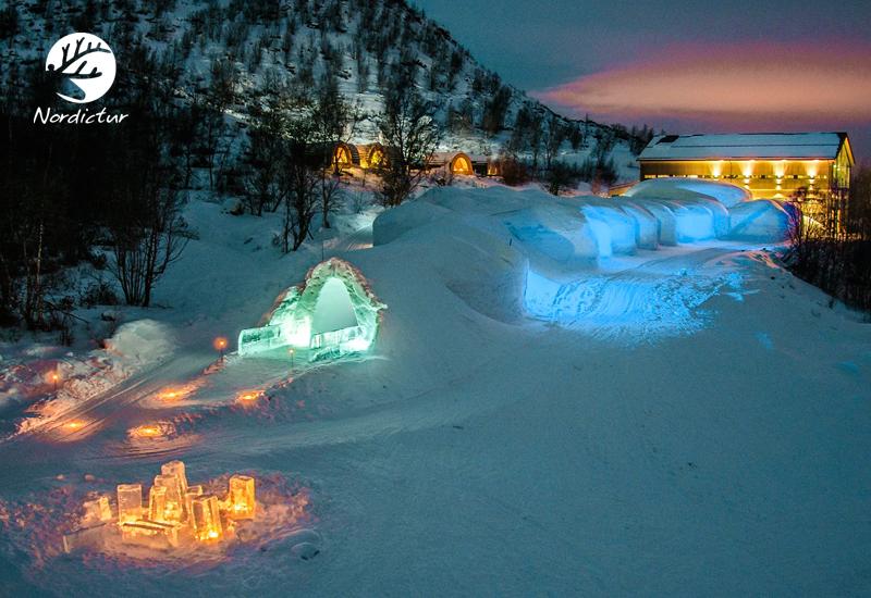 Hotel de Gelo em Kirkenes, Noruega