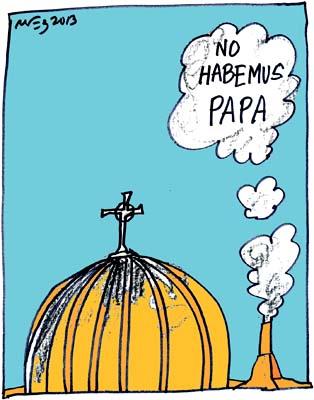 no-habemus
