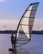 2011-08-12 Ken Windsurfing