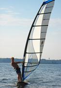 Ken Windsurfing 08-19-2011