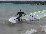 Windsurfing Michigan
