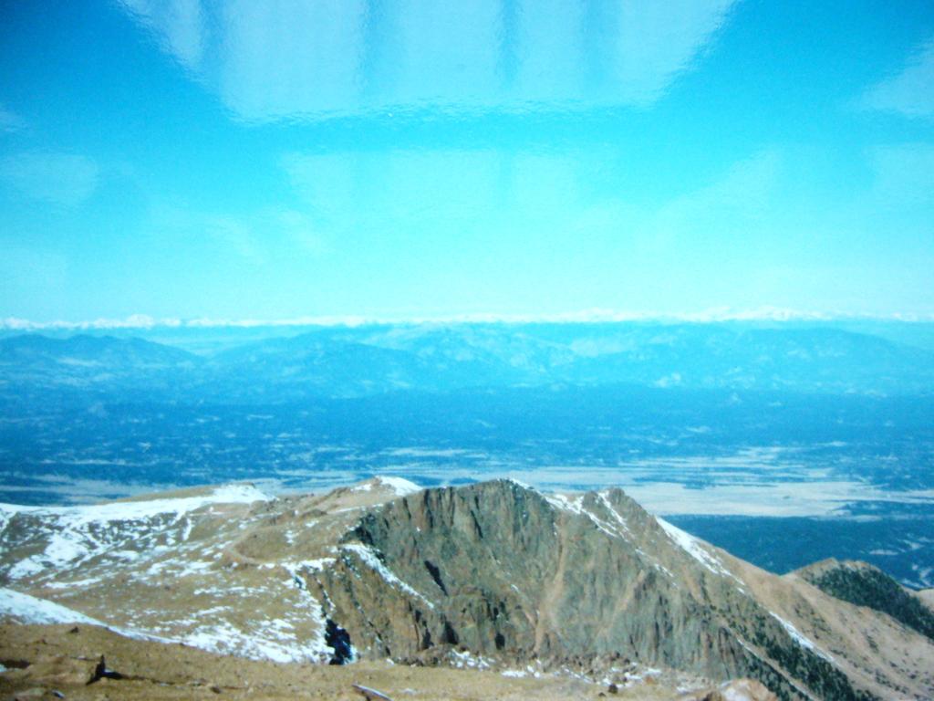 Pikes Peak Mountain Colorado 032