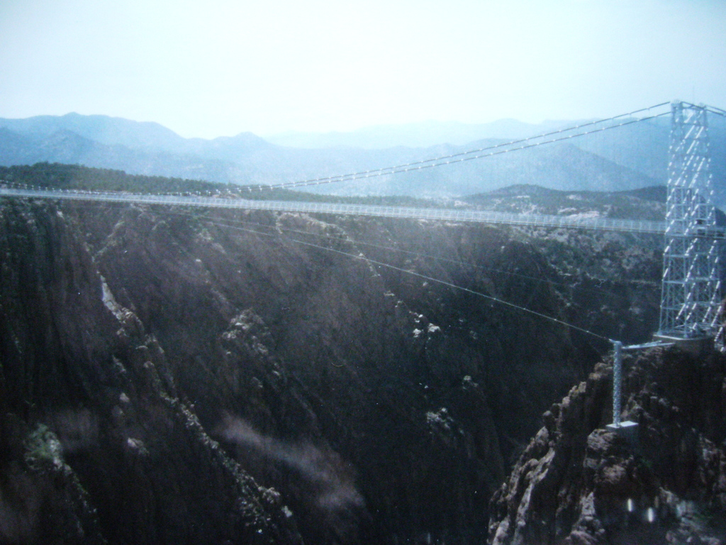 Royal Gorge Suspension Bridge Colorado 037