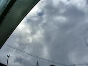 UFO新津市にて撮影