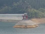 生野銀山湖 淤加美神社