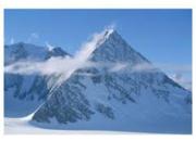 南極で3つのピラミッド発見!?:だれが構築したのか?あるいは自然現象か?