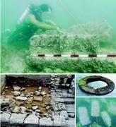 2万3千年前のインド海底遺跡