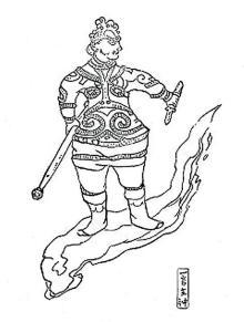 古代日本のETコンタクト