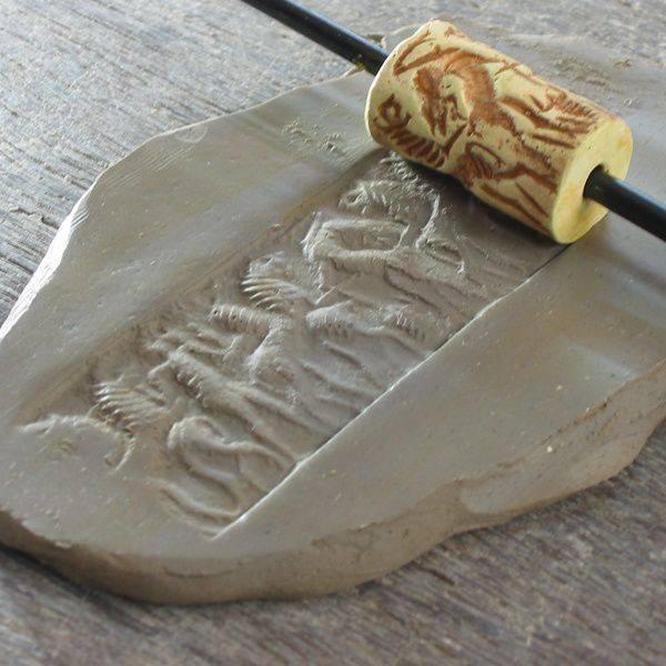 円筒印章 Cylinder Sealの驚異