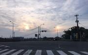 太陽が2つ出現