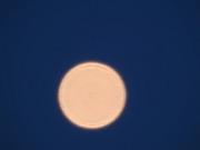 太陽の様なプラズマの発光体(SS)です