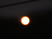 太陽の様な姿形の発光体(spaceship) ssです