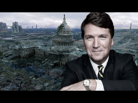 Tucker Carlson Takes on Swamp Elites & Leftist Media Tyrants in Fight for His Career & Future