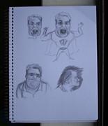 Random Caricature