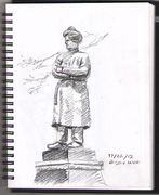 Vivekananda Statue @ Ulsoor