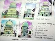 Qtub Sahi Tombs, Hyderabad