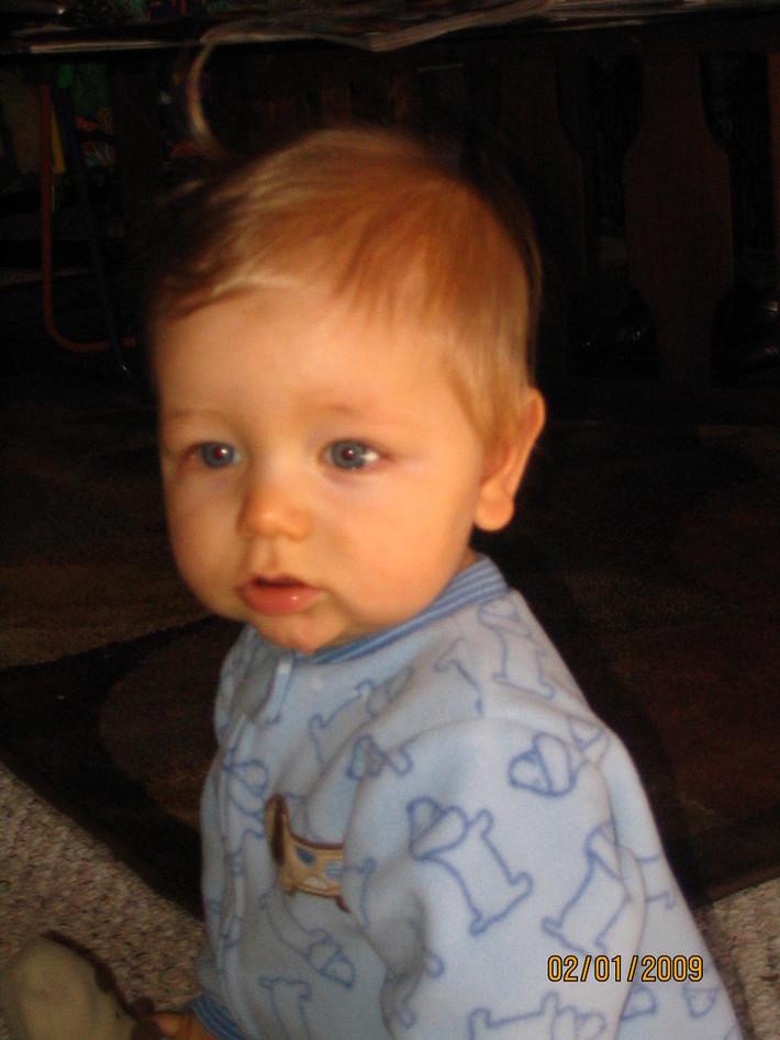 My nephew, Everett