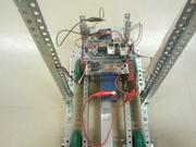 top view -crossbar+driver circuit