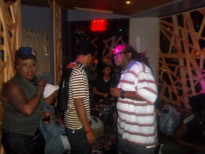 KREYOL KOVERS Mixtape release party at Vodou Bar