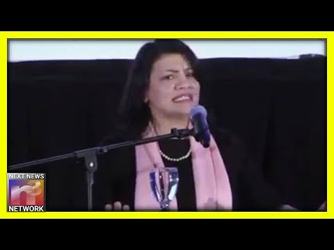 Radical Dem Rep. Rashida Tlaib Declares Victory Over US in Chicago CAIR Speech