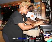 Special guest DJ Sabine Blaizin on Haitian All-StarZ Mixshow.
